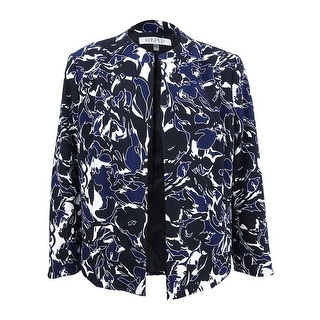 Link to Kasper Women's Printed Blazer Similar Items in Suits & Suit Separates