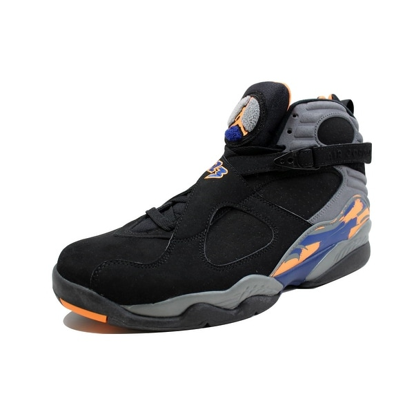 info for 75c76 134cc Nike Men  x27 s Air Jordan VIII 8 Retro Black Bright Citrus-