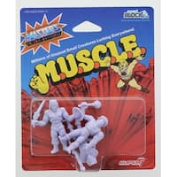 Masters of the Universe M.U.S.C.L.E. 3-Pack: He-Man,Teela, Man-At-Arms - multi