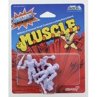 Masters of the Universe M.U.S.C.L.E. 3-Pack: Tri-Klops, Whiplash, Mer-Man - multi