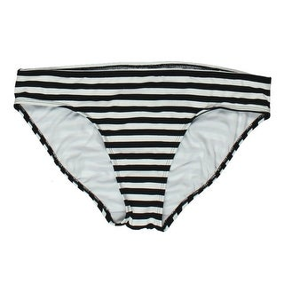 Lauren Ralph Lauren Womens Striped Hipster Swim Bottom Separates - 6