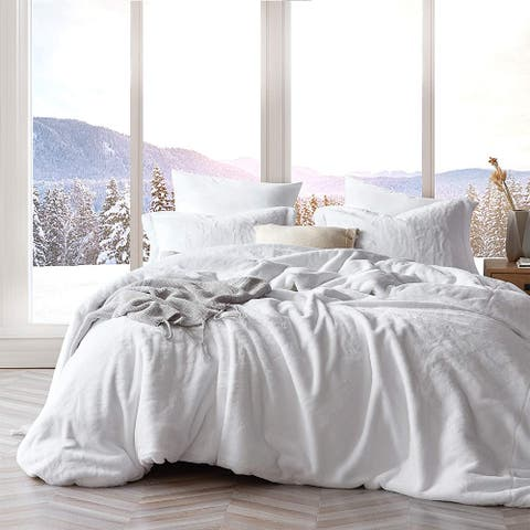 Chunky Bunny - Coma Inducer® Oversized Comforter - Pure White - Limited Release