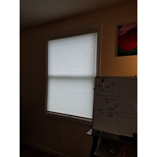 First Rate Blinds Daylight Cordless Top Down Bottom Up 35 to 35.5-inch Wide Cellular Shades