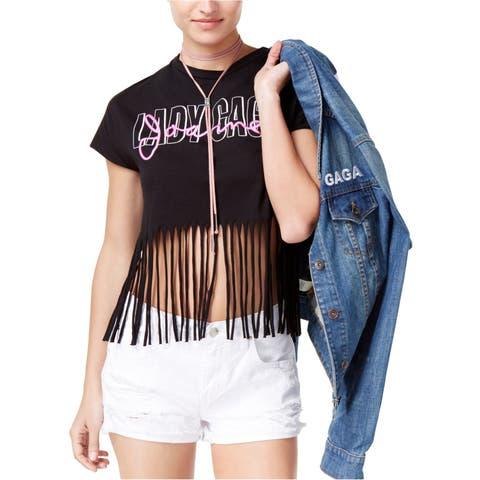 Lady Gaga Womens Joanne Graphic T-Shirt