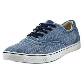 Ugg Australia W Eyan II Women Canvas Blue Fashion Sneakers