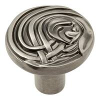 Keeler KB73905 Nouveau 1-3/8 Inch Diameter Mushroom Cabinet Knob