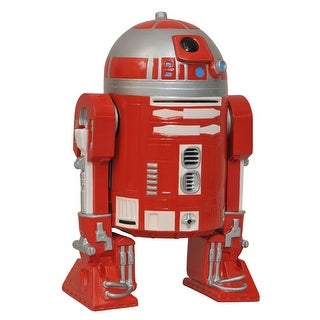 Star Wars R2-R9 Vinyl Figure Bank, SDCC 2012 Exclusive - multi