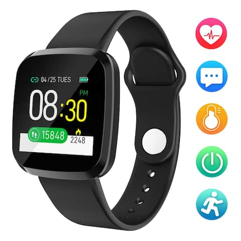 Smart Watch Heart Rate Monitor for Kids Men Women