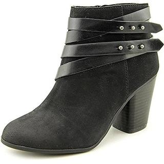 Material Girl Women's Mini Ankle Boot