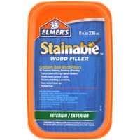 Elmer's E890 Stainable Wood Filler, 8 Oz.
