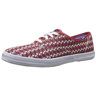 Keds Womens Canvas Guitar Print Fashion Sneakers - 8.5 medium (b,m)
