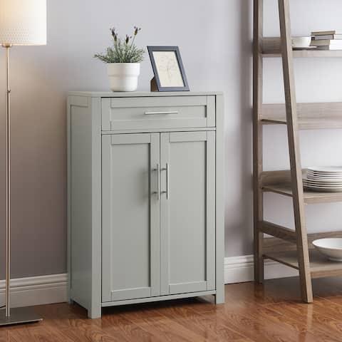 "Savannah Storage Cabinet - 11.75""d x 23.88""w x 36""h"