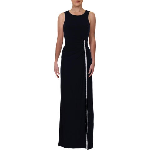 MSK Womens Evening Dress Jersey Embellished