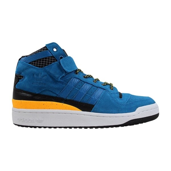 huge selection of 99dc8 76bb3 Adidas Forum Mid Refined Blue Blue-White F37835 ...