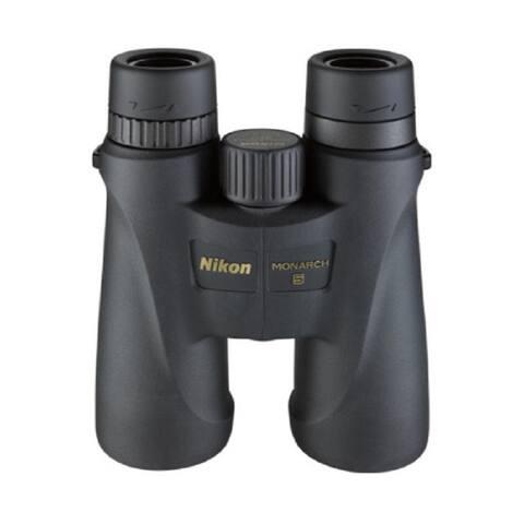 Nikon 8x42 Monarch 5 Roof Prism Binoculars (Black)