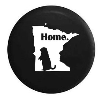 Spare Tire Cover Minnesota Gopher Home State Edition