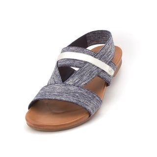 e012a5be853f4 Buy Flat Yellow Box Women's Sandals Online at Overstock | Our Best Women's  Shoes Deals