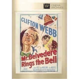 Mr. Belvedere Rings The Bell DVD Movie 1951