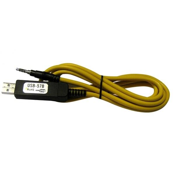 Standard Horizon USB-57B PC Programming Cable