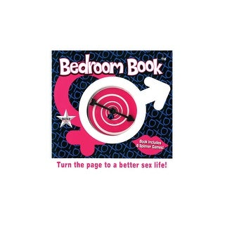 Link to Bedroom Book, Bedroom Spinner Book - As Shown - One Size Fits Most Similar Items in Intimates
