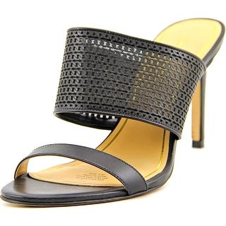 Enzo Angiolini Arianne Open Toe Synthetic Sandals