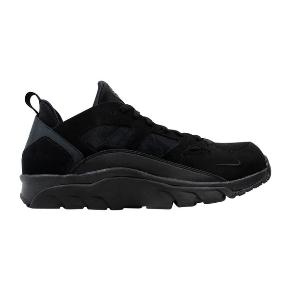 e7d3f90dd6e5 Shop Nike Air Trainer Huarache Low Black Black 749447-001 Men s ...