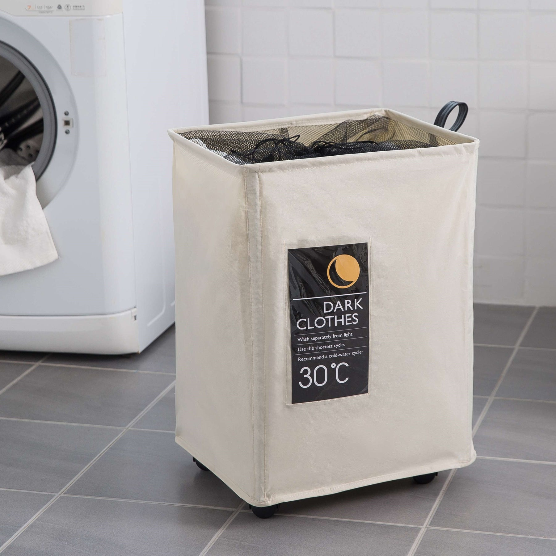 Nova Furniture Rolling Laundry Hamper With Wheels Waterproof Collapsible Laundry Basket Overstock 32366923