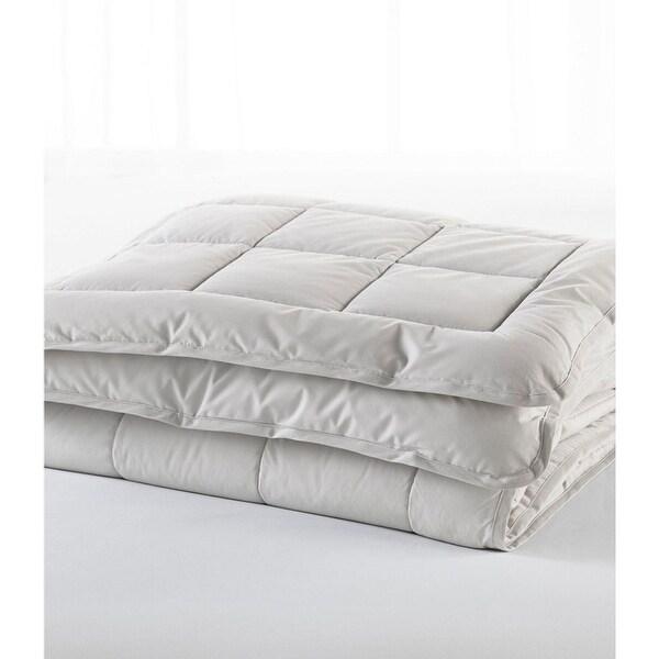 Wool Duvet Insert Organic Cotton Shell. Opens flyout.