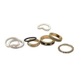 Helene Jewelry Rock Star Ring Stack