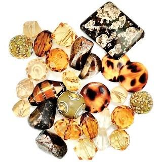 Inspirations Beads 50g-Urban Bronze - GOLD