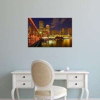 Easy Art Prints Adam Jones's 'Unknown' Premium Canvas Art