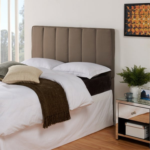 Silver Orchid Haver Quad Headboard. Opens flyout.