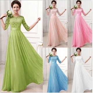 Link to New Fashion Casual Women's Lace Dress + 6 Colors Similar Items in Dresses