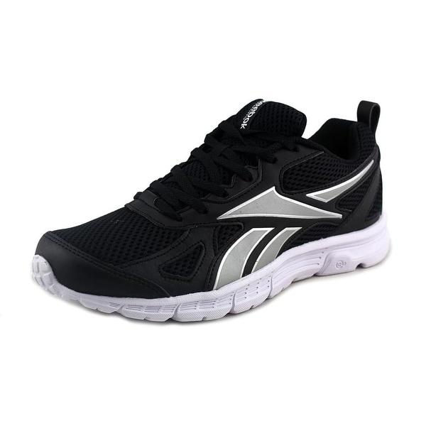 Reebok Supreme Run MT Women Black/Silver Met/Wht Running Shoes