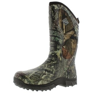 Muck Boot Mens Pursuit Stealth Camouflage Fleece Lined Hunting Boots - 13 medium (d)