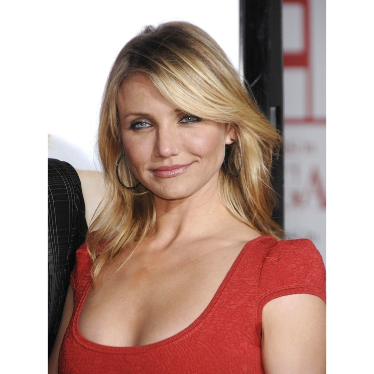 Shop Cameron Diaz At Arrivals For Premiere Of What Happens In Vegas Manns Village Theatre In Westwood Los Angeles Ca May 01 2008 Phot Overstock 24359751