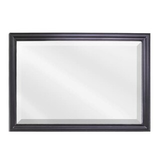 Elements MIR057D Douglas Collection Rectangular 42 x 28 Inch Bathroom Vanity Mirror