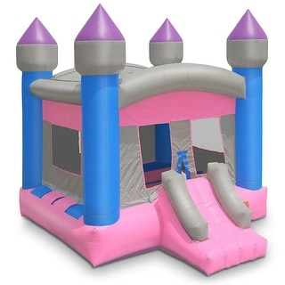 Link to Commercial Princess Castle Bounce House by Cloud 9 Similar Items in Outdoor Play