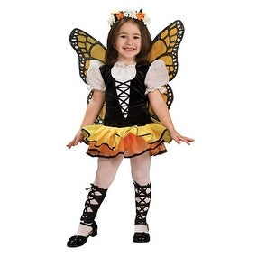 Monarch Butterfly Kids Toddler Halloween Costume