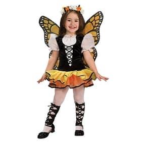 Monarch Butterfly Kids Toddler Halloween Costume