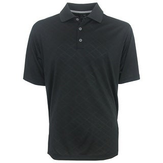 Adidas Golf ClimaCool Diagonal Textured Solid Polo Golf Shirt, BRAND NEW