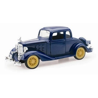 New-Ray SS-55163 1933 Chevy Two Passenger 5 Window Coupe