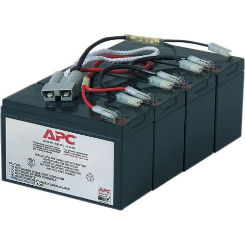 APC Replacement Battery Cartridge Replacement Battery Cartridge - Multicolor