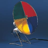 The Early Years Reproduction of the Nostalgic Color Wheel - Vintage - multi