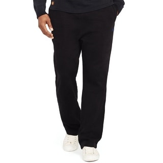 Polo Ralph Lauren Big and Tall Casual Drawstring Sweatpants Black 2XB Big - big 2x