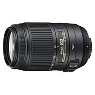 Nikon Nikkor 018208021970 AF-S DX 55-300 mm f/4.5-5.6G ED VR Zoom (Refurbished)