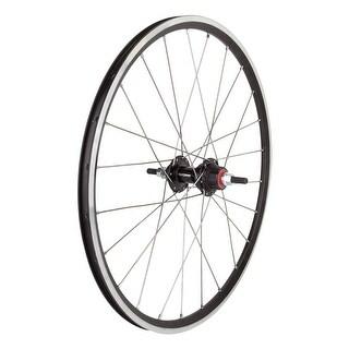 Wheel Masters Wheel Rear 20X1-1/8 451X13 Sun Sl1 Black 24 Bk-Ops Mx3100 1Sp Cass Seal Black 110Mm Dti2.0Sl