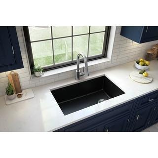 Link to Karran Undermount Quartz Single Bowl Kitchen Sink Similar Items in Sinks