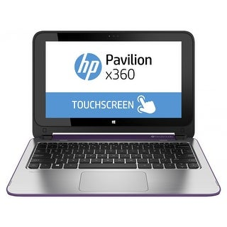 "HP 11-N012DX 11.6"" Touch Laptop Intel Pentium N3530 2.16GHz 4GB 500GB W10"