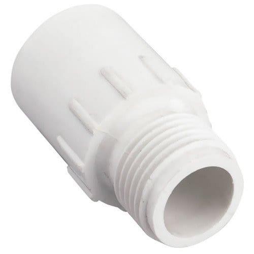 "Orbit Watermaster 53361 Slip Plastic Hose-To-Pipe Fitting, 3/4"" Mht x 3/4"""